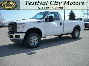 2012 Ford F-250 XL | 4x4 | Long Box