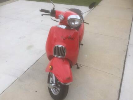 sachs scooter