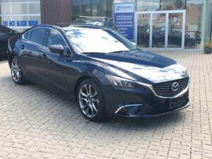 2016 Mazda Mazda6 GT GT, FWD! MANUAL, NO ACCIDENTS!