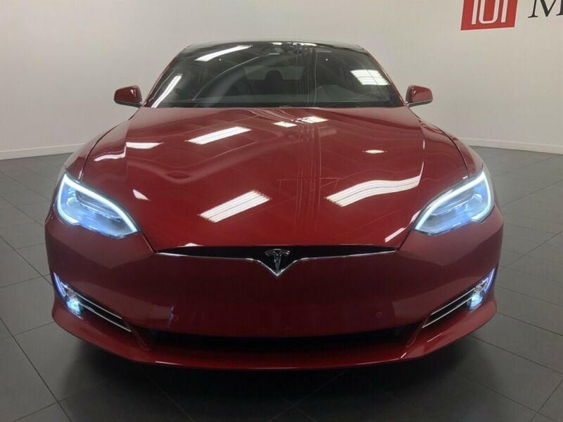 Image 9 Coche Americano usado Tesla Model S 2017