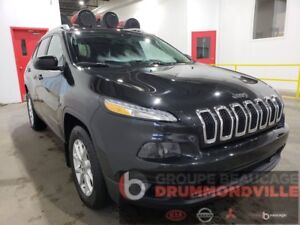 2014 Jeep Cherokee NORTH V6 - 4X4 - HITCH - CAMÉRA - MAGS