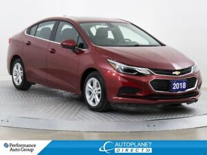 2018 Chevrolet Cruze LT, Back Up Cam, OnStar, Chevy MyLink!