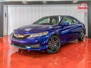 2016 Honda Accord Coupe Touring**GPS**ACCÈS SANS CLÉE**