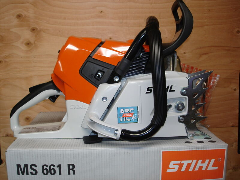 STIHL MS661 ARCTIC HEATED WRAP HANDLE HANDLEBAR & 36 LIGHT BAR/CHAIN MS 661  | Shopping Bin - Search eBay faster