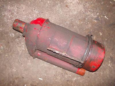 Massey Harris 44 Tractor Mh Oil Bath Precleaner Assembly
