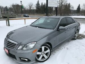 2011 Mercedes Benz E-Class E 350 Luxury BlueTEC|NO ACCIDENT