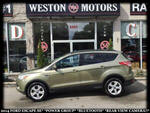 2014 Ford Escape SE*POWER GROUP*BTOOTH*REAR VIEW CAM!!*