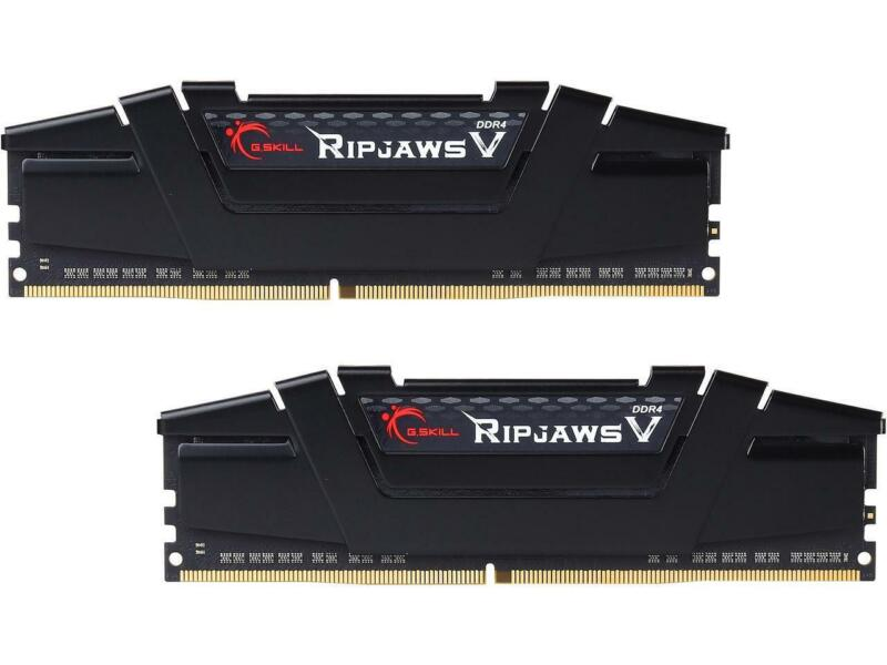 G.SKILL Ripjaws V Series 16GB (2 x 8GB) 288-Pin DDR4 SDRAM DDR4 3600 (PC4 28800)