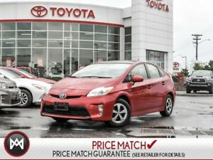 2012 Toyota Prius TECH PACKAGE, SUNROOF, NAVIGATION, Want to SAV