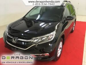 2015 Honda CR-V EX + AWD + JAMAIS ENDOMMAGE EX + AWD + NEVER DAM