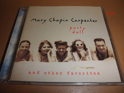 Mary Chapin Carpenter Cd Party Doll   Hits Down At Twist   Shout Live Super Bowl