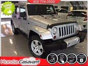 2011 Jeep Wrangler Unlimited Unlimited Sahara AWD