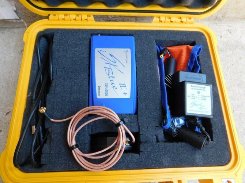 GENEQ SXBLUE II + GPS RECEIVER GNSS GLONASS SX BLUE II+