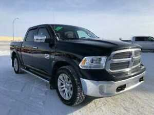 2014 Ram 1500 LONGHORN  - Navigation -  Leather Seats