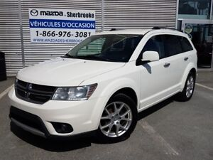 2011 Dodge Journey R/T AWD CUIR 7 PASSAGERS