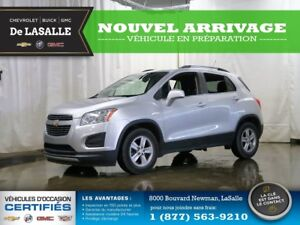 2015 Chevrolet Trax LT Compact and economical