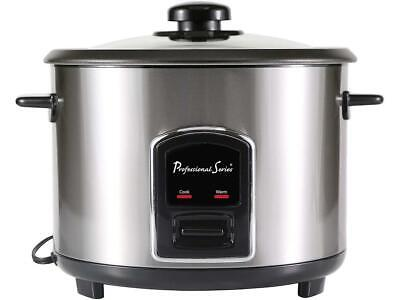 12 cup rice cooker stainless steel ps75068