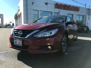2016 Nissan Altima SV   $137 BI WEEKLY A sporty sedan with lots