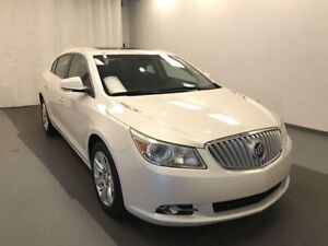 2011 Buick LaCrosse CXL YOU HEAR NO? DAVIS SAY'S YES!