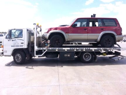 Car towing competitive prices  Meadow Heights Hume Area Preview