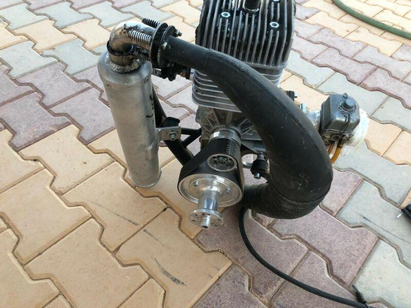 PARAMOTOR Fresh  Breeze  Simonini  Paramotor Engine