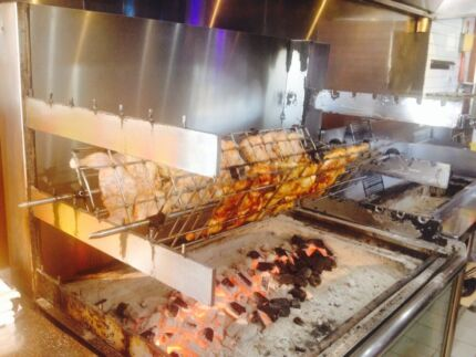 Charcoal chicken machine Kogarah Rockdale Area Preview