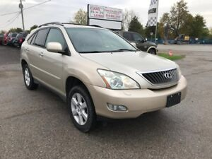 2008 Lexus RX 350 *WEEKEND SPECIAL CERTIFIED