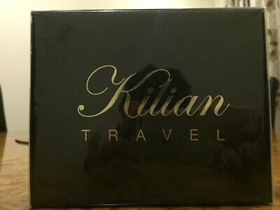Kilian Travel Incense Oud Eau de Parfum 4 X 7.5ml 30ml Spray refillable Sealed