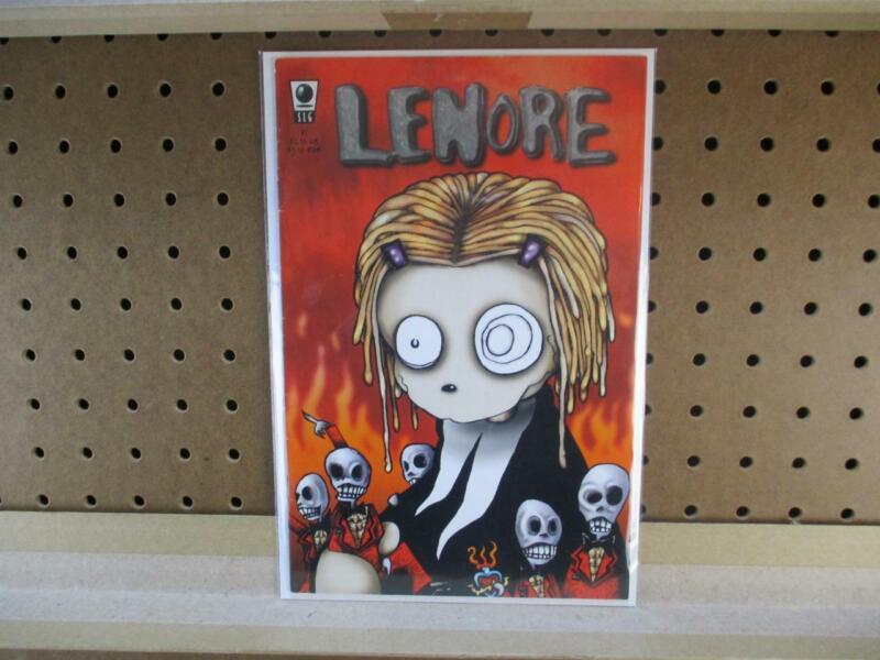 Lenore 1 5th Print SLG Publishing 5.0 FN See Decription