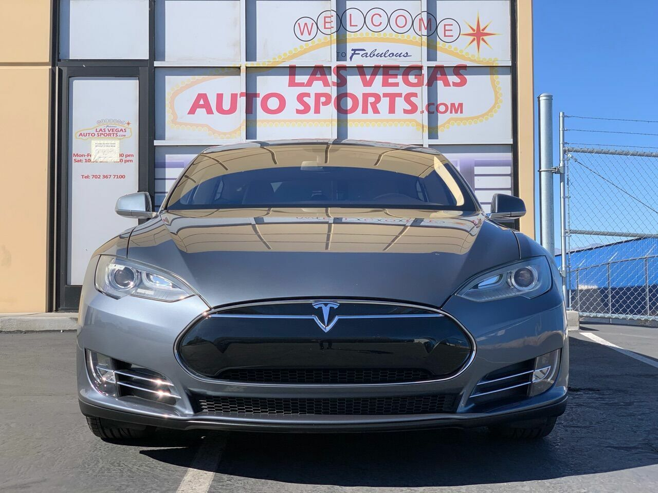 2013 Tesla Model S, Gray with 102877 Miles available now!