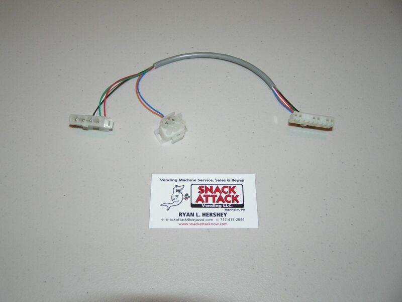 MAKA to COINCO BA30B & MAG50B BILL Validator Conversion Cable 110v / Free Ship!