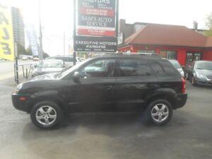 2009 Hyundai Tucson GL / NEW BRAKE / LIKE NEW / LOADED / SUPER C