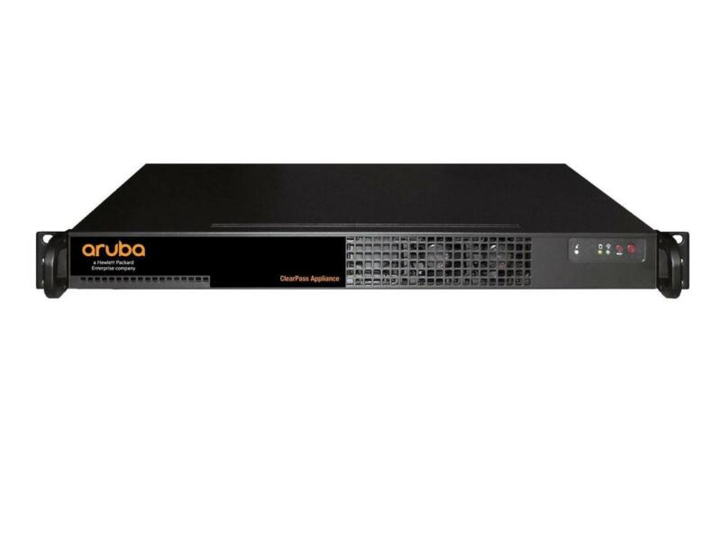 HPE Aruba ClearPass Policy Manager C1000 - security appliance JZ508A