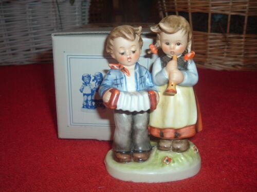 HUMMEL  Birthday Serenade, #218/2/0, TMK-6, NEW, Mint, w/Original Box