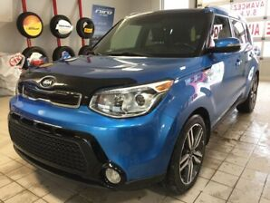 2015 Kia Soul SX LUXURY CUIR' GPS
