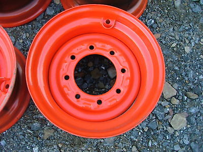 New Rim For Skid Steer Tractor Equipment - Fits 10-16.5 Tires-16.5x8.25 Wheel