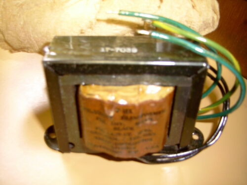 JENNINGS CHIEF TRANSFORMER for LIGHT PACKAGE  ORIGINAL PART