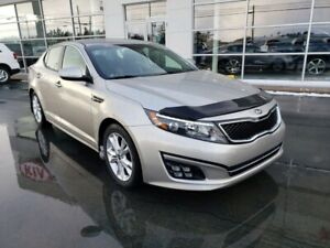 2014 Kia Optima SX. Certified. 2 sets alloys incl. Ext war Incl.