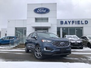 2019 Ford Edge Titanium HEATED SEATS|REMOTE START|REVERSE CAM...