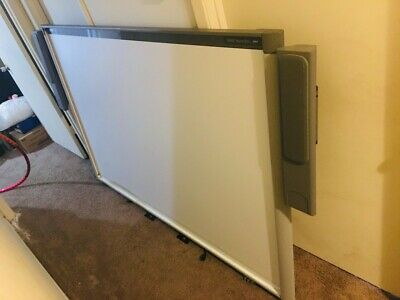 Smartboard Sbx885 Interactive Whiteboard System 93 Screen Obo