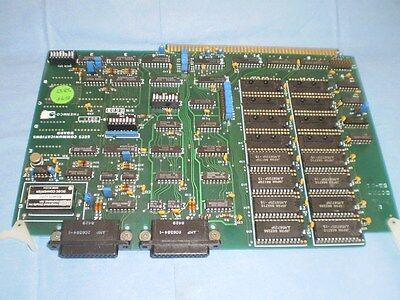 Thermco 122610-003 Rev E Secs Communications Board Only 8 Proms