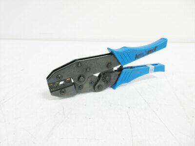 Amphenol Ctl-2 Hand Crimper Tool Coaxial Rf - Bnc Tnc