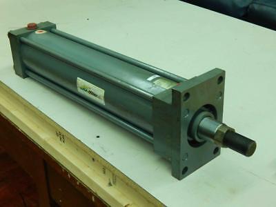 Miller Hv 61b6n Stroke 18-12 Bore 4 Shaft 1-34 1710 Psi Hydraulic Cylinder