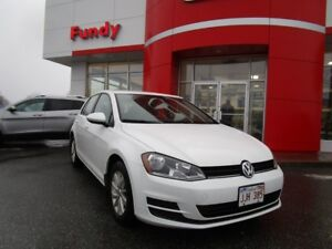 2015 Volkswagen Golf TSI w/Heated front seats, $149 B/W MANUAL,