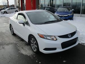 2012 Honda Civic Cpe LX AUTOMATIQUE