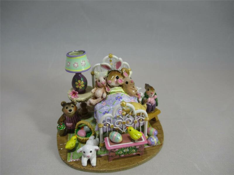Wee Forest Folk Happiest Easter 2018 Limited Edition - New WFF - Spectacular!