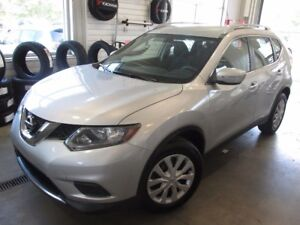 2014 Nissan Rogue GR. ELECT. + CAM. RECUL 25000km!!! S + A/C + G