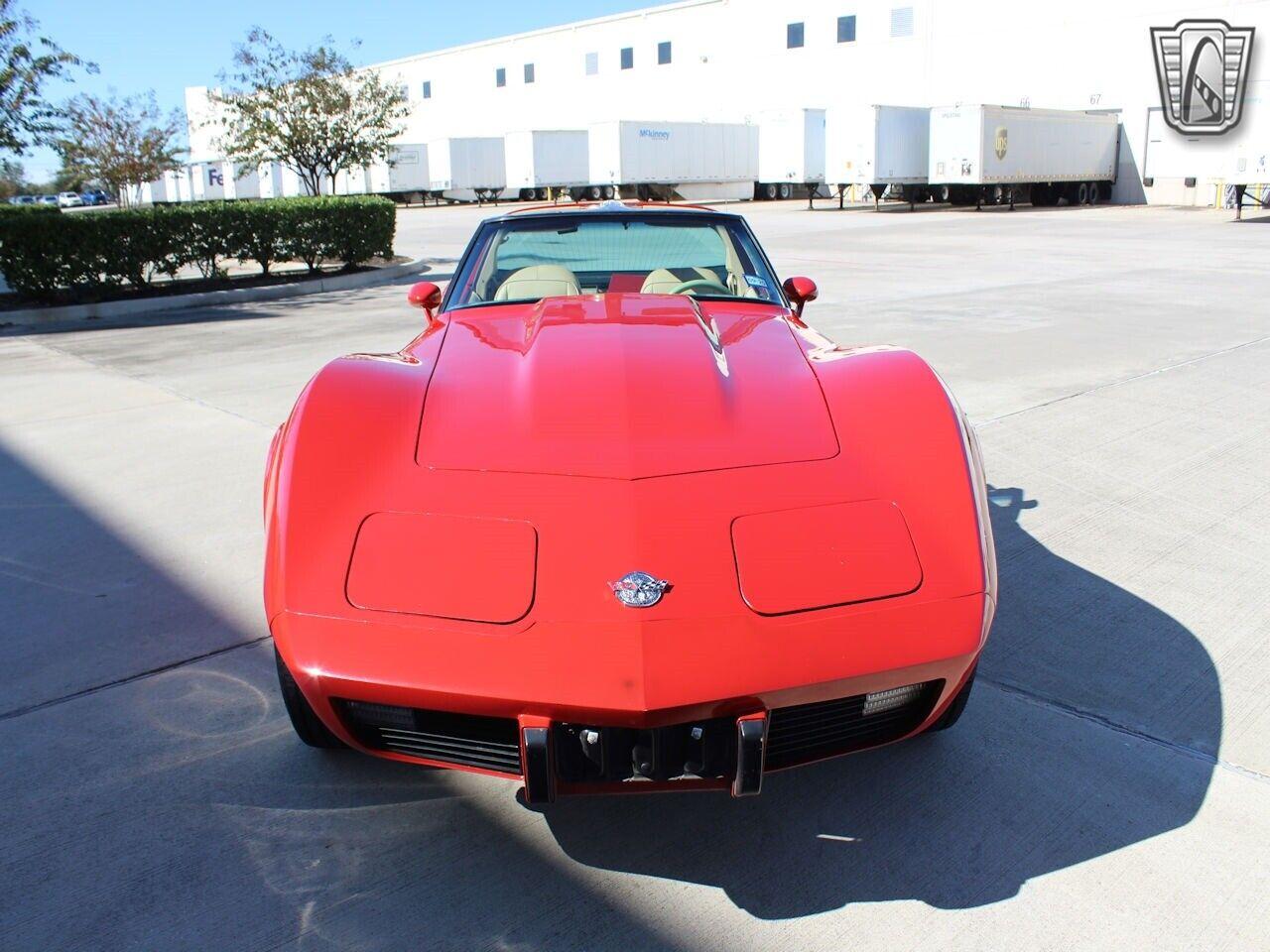 1978 Red Chevrolet Corvette   | C3 Corvette Photo 6