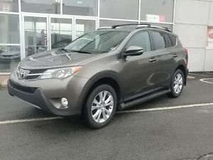 2015 Toyota RAV4 Limited Limited for the price of an XLE.