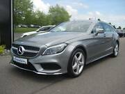 Mercedes-Benz CLS 250 SB d 9G-TRONIC AMG Line Multibeam 360°